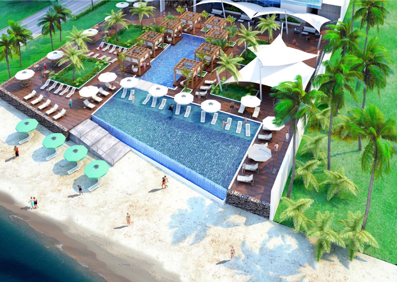 Apartments In Gorgona Beach Panama Am Meer