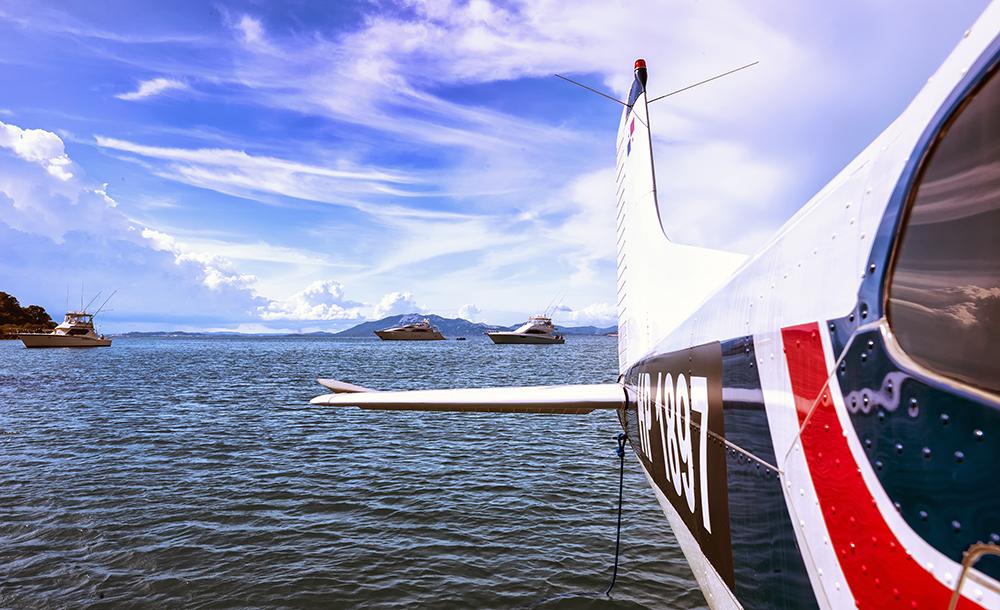 Seaplane-trip