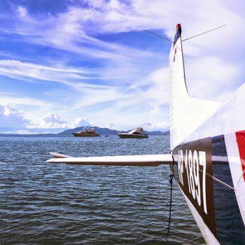 seaplanes panama