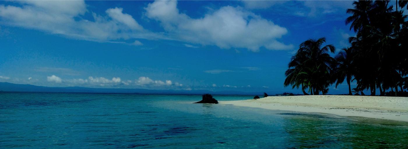 Kontakt Panama am Meer